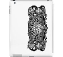 Dice Deco D20 iPad Case/Skin