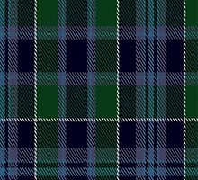 01334 U.S.I. Limited Tartan Fabric Print Iphone Case by Detnecs2013
