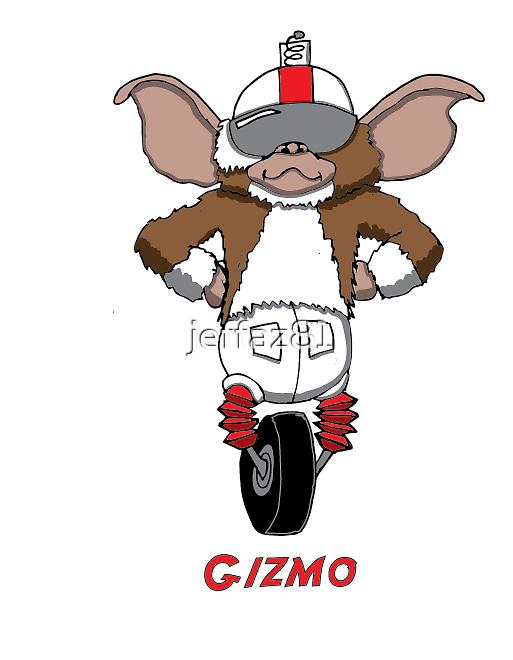 Gizmo by jeffaz81
