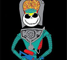 Jack the Martian  by jeffaz81