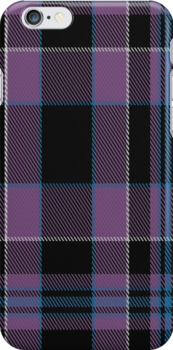 01338 Universal Scientific Industrial Tartan Fabric Print Iphone Case by Detnecs2013