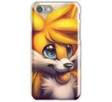 Sonic the Hedgehog Fan Art - Tails iPhone Case/Skin