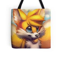Sonic the Hedgehog Fan Art - Tails Tote Bag