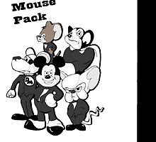 The Mouse Pack by jeffaz81