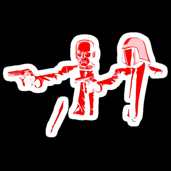 Pulp Cobra (red version) by sinistergrynn