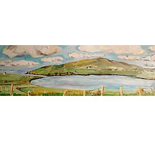 Dingle Bay, Kerry Ireland, Panel 1  Photographic Print