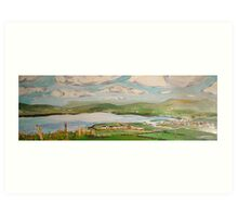 Dingle Bay, Kerry Ireland, Panel 2  Art Print