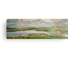 Dingle Bay, Kerry Ireland, Panel 2  Canvas Print