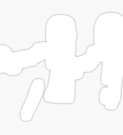 Pulp Cobra (white version) Sticker