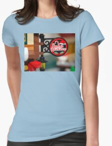 Santa's Workshop Womens Fitted T-Shirt