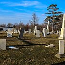 Strongsville Cemetery by Nevermind the Camera Photography