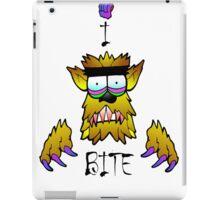 i-brow design: ( i-bite ) iPad Case/Skin