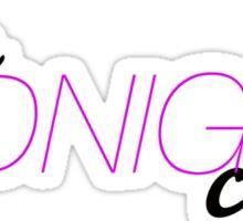 The Midnight Club Sticker