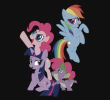 My Little Pony fan art Kids Clothes