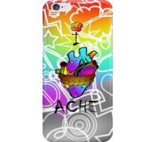 i-brow design: ( i-ache ) iPhone Case/Skin