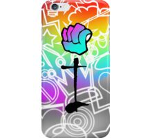 i-brow design: logo iPhone Case/Skin