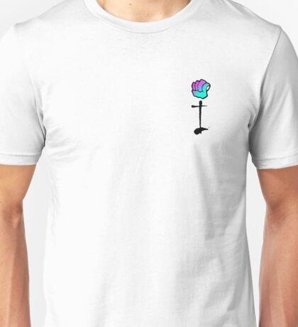 i-brow design: logo Unisex T-Shirt