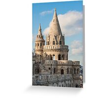 Fisherman's Bastion Greeting Card