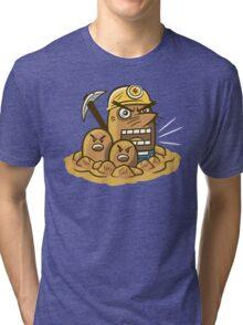 Mr. Resettrio Tri-blend T-Shirt