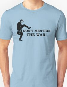 Fawlty Towers - Don't mention the war T-Shirt