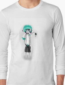 Cat furry Long Sleeve T-Shirt