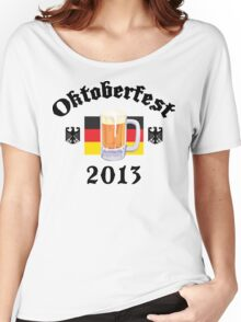 Oktoberfest 2013 Women's Relaxed Fit T-Shirt