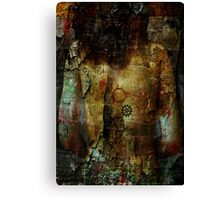 The Complexity of Release Canvas Print