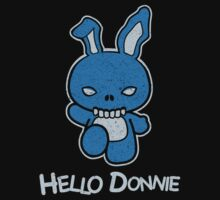 Hello Donnie by Ratigan