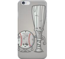Bat-tered iPhone Case/Skin