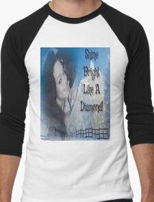 Rihanna & Gran Gran Dolly Men's Baseball ¾ T-Shirt