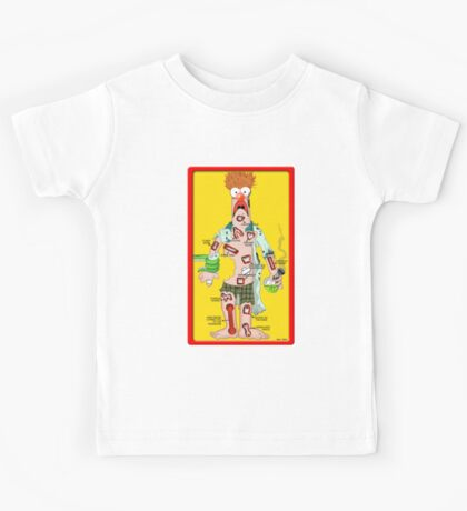 Beaker Operation Kids Tee
