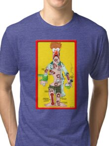 Beaker Operation Tri-blend T-Shirt