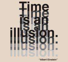 Einstein Illusion by demoose
