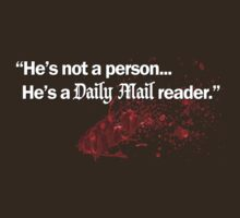 """""""He's not a person..."""" by inesbot"""