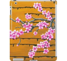 October Cherry Blossoms iPad Case/Skin
