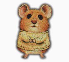 Kind hamster by Bubuka