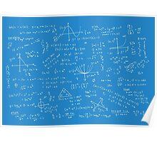 Algebra Math Sheet 2 Poster