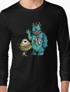 Muppets Inc. Long Sleeve T-Shirt