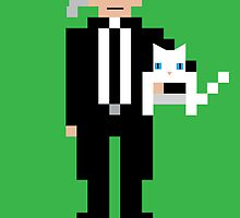 8-Bit Karl by 8biticons