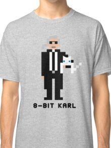 8-Bit Karl Classic T-Shirt