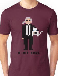 8-Bit Karl Unisex T-Shirt