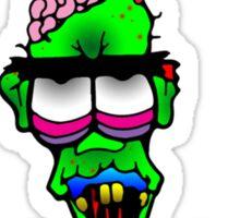 i-brow design: ( i-eat ) Sticker