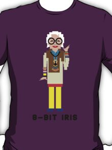 8-Bit Iris T-Shirt