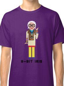 8-Bit Iris Classic T-Shirt