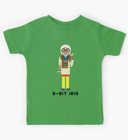 8-Bit Iris Kids Tee