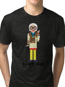 8-Bit Iris Tri-blend T-Shirt