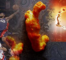 Cheeto Lebron by Cheeto Freak