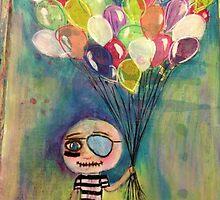 Balloon Pirate by aligitt