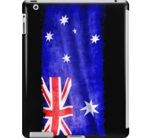 Australian Flag, Downunder, Aussie flag iPad Case/Skin