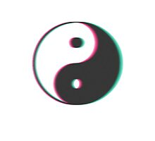 Trippy Yin Yang by YetiConvention